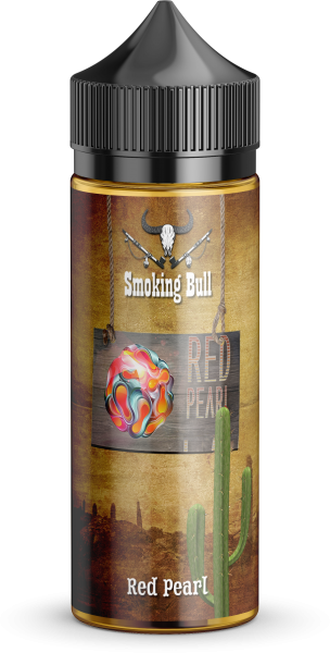 Smoking Bull Red Pearl E-Liquid 100 ml / 0 mg