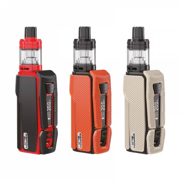 Joyetech - ESPION Silk & NotchCore Clearomizer E-Zigaretten Set