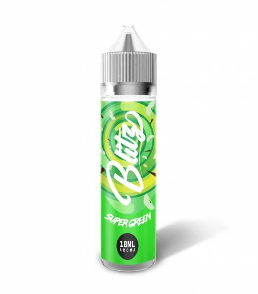 Prohibition Vapes Blitz Super Green Aroma 18 ml