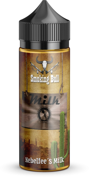 Smoking Bull Nebelfee´s Milk E-Liquid 100 ml / 0 mg