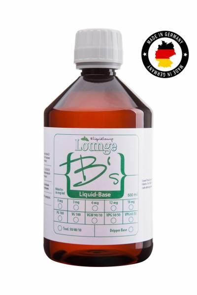 65/35 VPG Eliquidlounge Liquid Base ohne Nikotin 100 ml