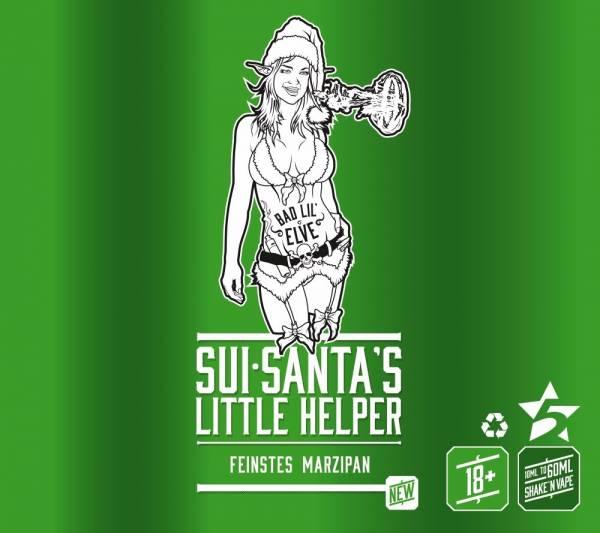 Sui Santa Little Helper Aroma - 5 Stars X-Mas Edition 10 ml