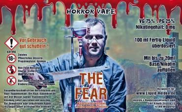 Horror Vape The Fear E-Liquid 100 ml/0 mg