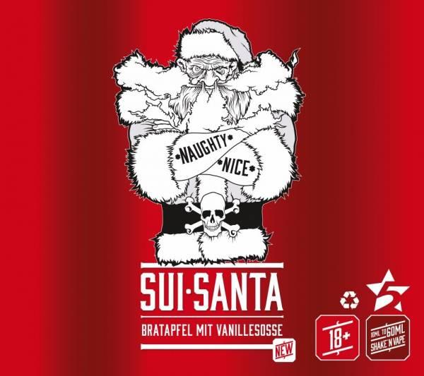 Sui Santa Aroma - 5 Stars X-Mas Edition 10 ml