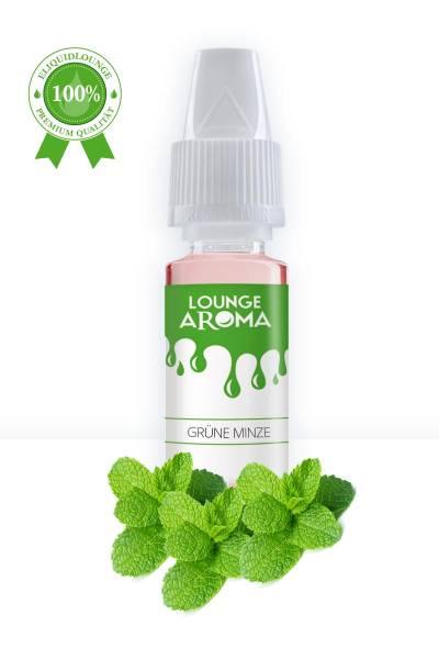 Eliquidlounge Aroma - Grüne Minze 10 ml / 100 ml