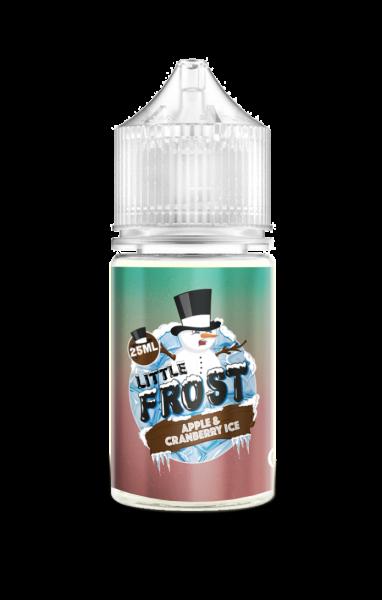 Little Dr Frost Apple Cranberry Ice Pole E-Liquid 25 ml / 0 mg