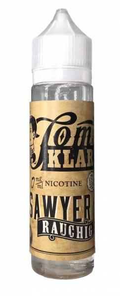 Tom Klark`s Sawyer Rauchig E-Liquid 60 ml