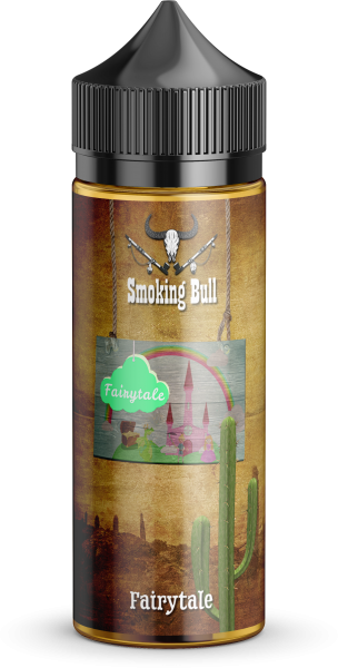 Smoking Bull Fairy Tale E-Liquid 100 ml / 0 mg